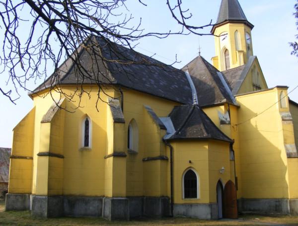 Várvölgyi Szent Domonkos templom
